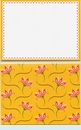 Gold & Pink Note Card Set