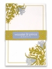 Golden Periwinkle Botanical Cards