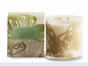 Happiology Yuzu Mint Demi Boxed Glass Candle