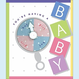 Having a Baby Gift Book - click to enlarge