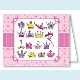 Her Royal Highness Note Cards - click to enlarge