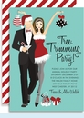 Holiday & Christmas Invitations