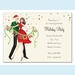 Holiday Couple Invitation - click to enlarge
