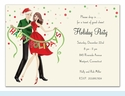 Holiday Couple Invitation