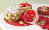 Holiday Mixing Bowls & Spoon Set