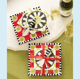 Holiday Trivet & Napkin Set - click to enlarge
