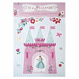 I'm a Princess Wall Stickers - click to enlarge