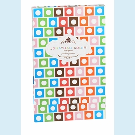 Jonathan Adler Square Pegs Pocket Papers - click to enlarge