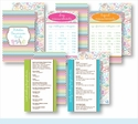 Kitchen Conversion Cards - Preppy Epicure Collection
