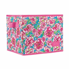 Lilly Pulitzer File Organizational Bin - click to enlarge