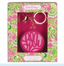 Lilly Pulitzer Flash Drive Keychain