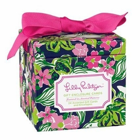 Lilly Pulitzer Gift Enclosure Cards - click to enlarge