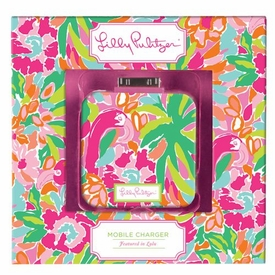 Lilly Pulitzer Mobile Charger - click to enlarge