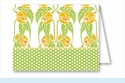 Lime/Yellow Garden Note Cards