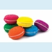 Macarons Scented Erasers - click to enlarge