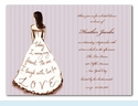 Marry My Friend Lavender Invitation