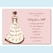 Marry My Friend Pink Invitation - click to enlarge
