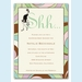 Mint Momma Surprise Invitation - click to enlarge