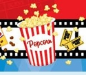 Movies / Hollywood / Popcorn