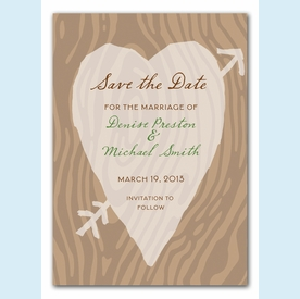 Naturally Fabulous Invitation - click to enlarge