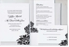 Night Blooms Invitation Set
