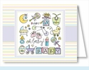 Oh Baby Multi Note Cards