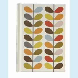 Orla Kiely Multi-Stem Journal - click to enlarge