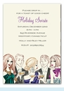 Party of Five Invitation