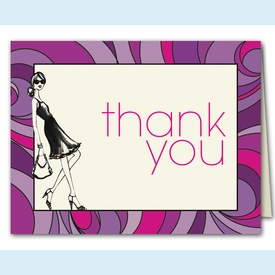 Party Thank You Notes - click to enlarge