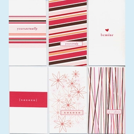 Petite Valentines Cards - click to enlarge