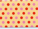Pink & Red Dots Notes