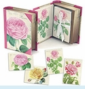 Pink Roses Notes Book Box