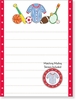 SanLori Kids Stationery Sets w/Stickers - 16 styles!