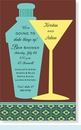 Shake Things Up Martini Invitation
