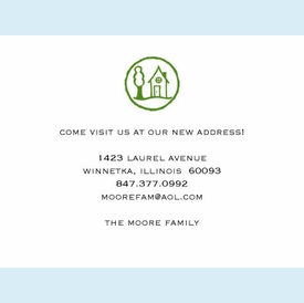 Simple Home Announcement - click to enlarge