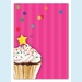 Sprinkles and Confetti Invitation (Pink) - click to enlarge