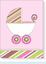 Striped Pink Buggy Notes
