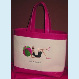 Summer Soiree Tote Bag - click to enlarge