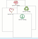 Symbols Cute Collections Notepad Set