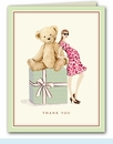 Teddy Bear Thank You Notes