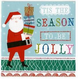 Tis the Season Luncheon Napkins - click to enlarge