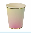 Toot Sweet Ombre Party Cups