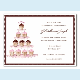 Tower of Love Invitation - click to enlarge