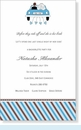 Wedding Getaway Invitation