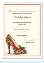 Wild Holiday Invitation