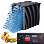 10 Tray 800W Commercial AS Tray Food Dehydrator