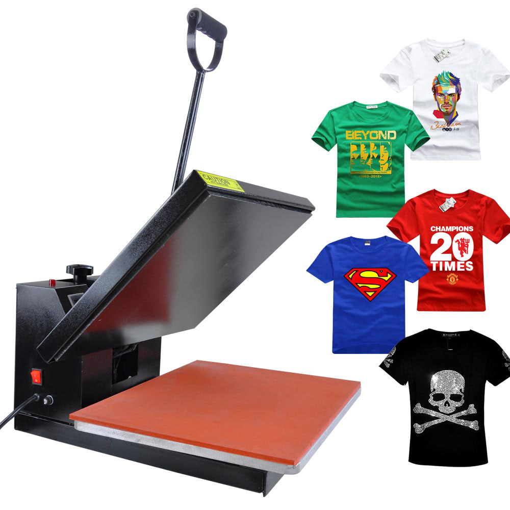 Oil Or Gas Heating Custom Heat Press Transfers Wholesale