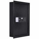 16x4x22 in Office Security Electronic Digital Wall Safe Black
