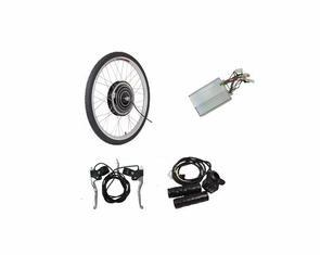48 Volt 500 Watt Electric Bicycle Conversion Front Wheel Hub Kit