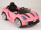 Magic Cars� Autobahn Convertible RC Ride On Car Porsche Speedster Style W/Lights & Stereo